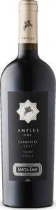 Santa Ema Amplus One Carmenère 2017, Peumo, Cachapoal Valley Bottle