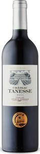 Château Tanesse 2015, Ac Côtes De Bordeaux   Cadillac Bottle