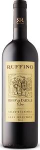 Ruffino Riserva Ducale Oro Gran Selezione Chianti Classico 2014, Docg Bottle