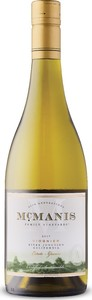 Mcmanis Family Vineyards Viognier 2017, River Junction Bottle