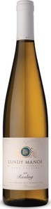 Lundy Manor Riesling 2017, VQA Niagara Peninsula Bottle