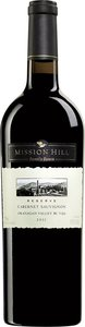 Mission Hill Reserve Cabernet Sauvignon 2017, BC VQA Okanagan Valley Bottle