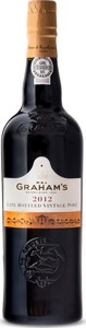 Graham's Late Bottled Vintage Port 2014, Douro Valley Bottle