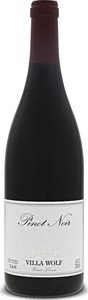 Villa Wolf Pinot Noir 2017, Pfalz Bottle