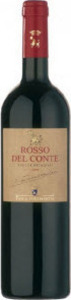 Tasca D'almerita Regaleali Rosso Del Conte 2014, Doc Sicilia Bottle