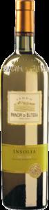 Feudo Principi Di Butera Insolia Sicila Doc Séro 2016 Bottle