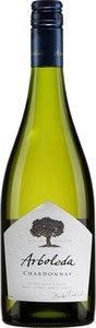 Arboleda Single Vineyard Chardonnay 2017, Do Aconcagua Costa Bottle