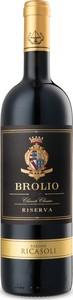 Barone Ricasoli Brolio Chianti Classico Riserva 2015, Docg Bottle