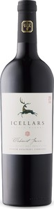Icellars Estate Cabernet Franc 2016, Wismer Foxcroft Vineyard, VQA Twenty Mile Bench, Niagara Escarpment Bottle