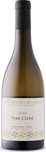 Marchand Tawse Viré Clessé 2016, Ac Bottle