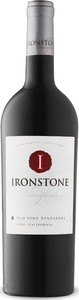 Ironstone Old Vine Zinfandel 2017, Lodi Bottle