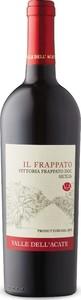 Valle Dell'acate Il Frappato 2017, Doc Sicilia Bottle