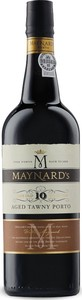Maynard's 10 Year Old Aged Tawny Port, Dop Bottle
