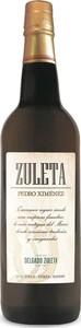 Delgado Zuleta Pedro Ximénez Sherry, Do Bottle