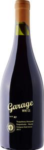Garage Wine Co. Lot #77 Carignan Field Blend Truquilemu Vineyard 2016, Do Bottle