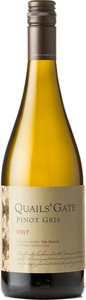 Quails' Gate The Bench Pinot Gris 2018, Okanagan Valley Bottle