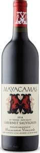 Mayacamas Cabernet Sauvignon 2014, Napa Valley Bottle