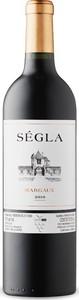 Ségla 2010, Second Wine Of Château Rauzan Ségla, Ac Margaux Bottle