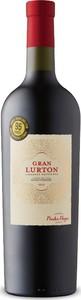 Bodega Piedra Negra Gran Lurton Single Vineyard Cabernet Sauvignon 2013, Uco Valley, Mendoza Bottle