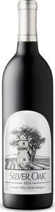 Silver Oak Alexander Valley Cabernet Sauvignon 2014, Alexander Valley, Sonoma County Bottle