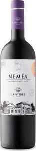 Lantides Neméa Agiorgitiko 2016, Pdo Neméa Bottle
