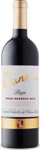 Cune Gran Reserva 2012, Doca Rioja Bottle