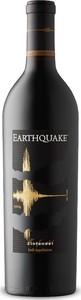 Earthquake Zinfandel 2015, Lodi Bottle