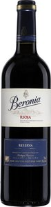 Beronia Reserva 2014, Doca Rioja Bottle