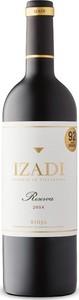 Izadi Reserva 2015, Doca Rioja Bottle