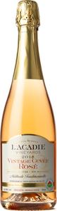 L'acadie Vineyards Vintage Cuvee Rosé 2017 Bottle