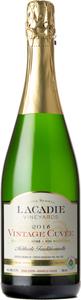 L'acadie Vineyards Vintage Cuvee 2017, Gaspereau Valley Bottle