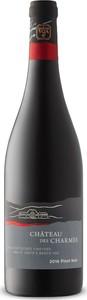 Château Des Charmes Paul Bosc Estate Vineyard Pinot Noir 2016, VQA St. David's Bench, Niagara On The Lake Bottle