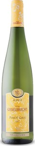 Willy Gisselbrecht Tradition Pinot Gris 2017, Ac Alsace Bottle