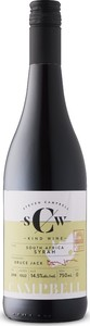 Campbell Kind Wine Syrah 2018, Wo Western Cape Bottle