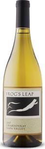 Frog's Leap Chardonnay 2017, Napa Valley Bottle