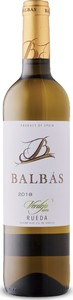 Balbás Verdejo 2018, Do Rueda Bottle