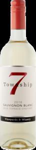 Township 7 Sauvignon Blanc Blue Terrace Vineyard 2018, Okanagan Valley Bottle
