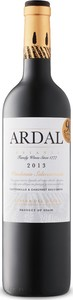 Ardal Crianza 2013, Do Ribera Del Duero Bottle