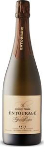 Jackson Triggs Entourage Grand Reserve Brut Sparkling 2015, Traditional Method, VQA Niagara Peninsula, Ontario Bottle