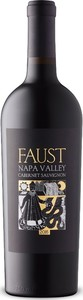 Faust Cabernet Sauvignon 2016, Napa Valley Bottle