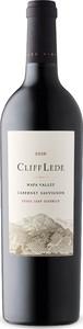 Cliff Lede Stags Leap District Cabernet Sauvignon 2016, Stags Leap District, Napa Valley Bottle
