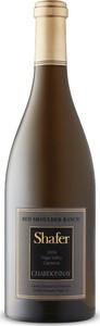 Shafer Red Shoulder Ranch Chardonnay 2016, Napa Valley/Carneros Bottle