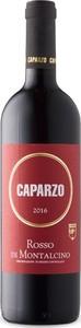 Caparzo Rosso Di Montalcino Doc 2016 Bottle