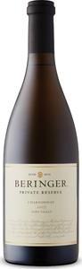 Beringer Private Reserve Chardonnay 2017, Napa Valley Bottle