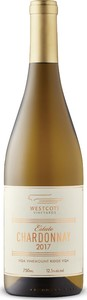 Westcott Vineyards Estate Chardonnay 2017, VQA Vinemount Ridge Bottle