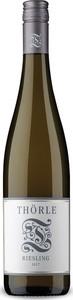 Thörle Trocken Riesling 2017, Qualitätswein Bottle