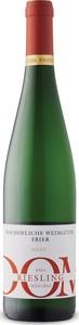 Bischöflichen Weingüter Trier Dom Spätlese Riesling 2011, Qualitätswein Bottle