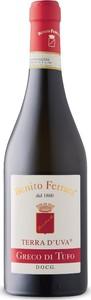 Benito Ferrara Terra D'uva Greco Di Tufo 2017, Docg Bottle