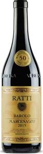 Renato Ratti Barolo Marcenasco 2015, Barolo Bottle
