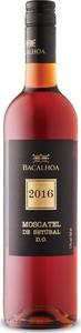 Bacalhôa Moscatel De Setúbal 2016, Doc Bottle